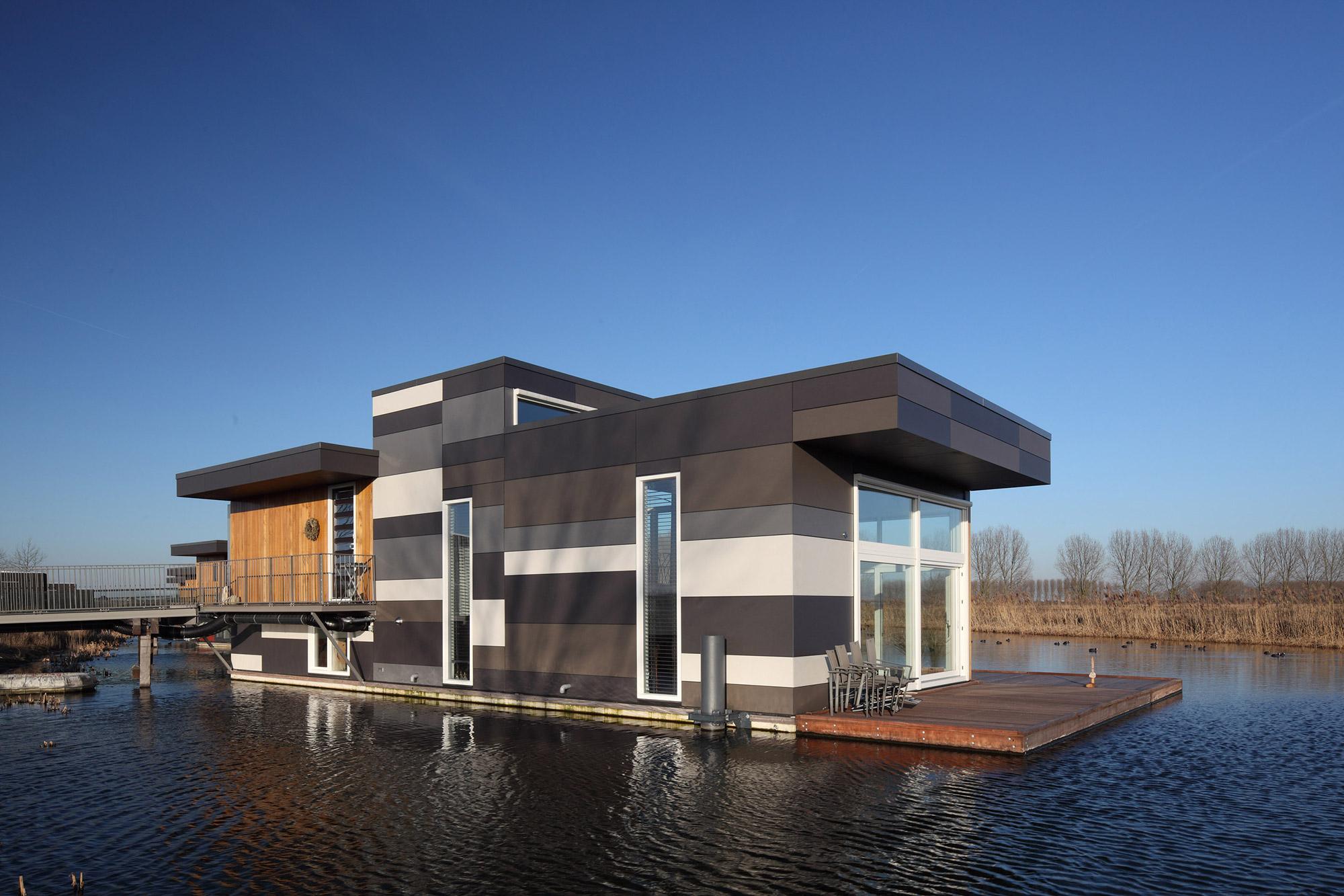 Drijf In Lelystad Attika Architekten